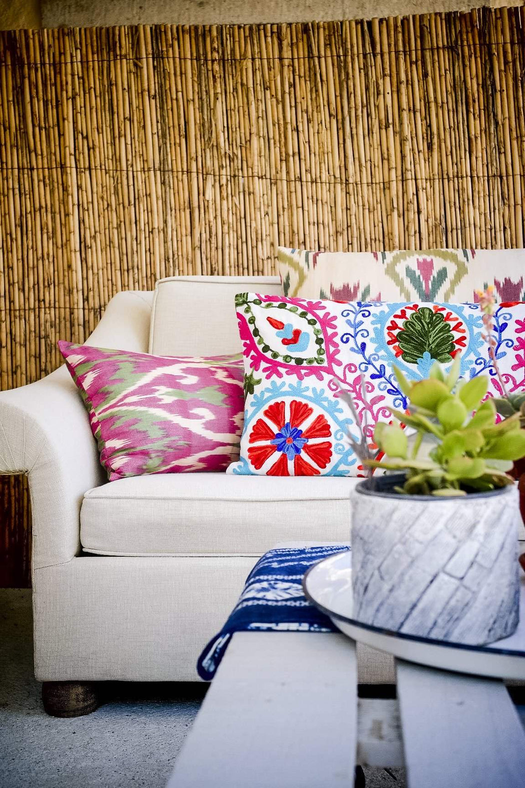 cushion styling