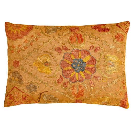 Pyramid Treasure Suzani Cushion Vintage - Heritage Geneve