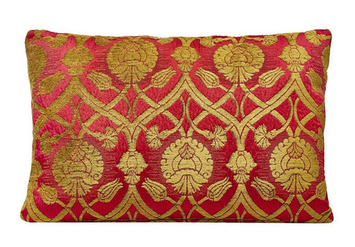 Rectangle Gold Silk-Velvet - Heritage Geneve
