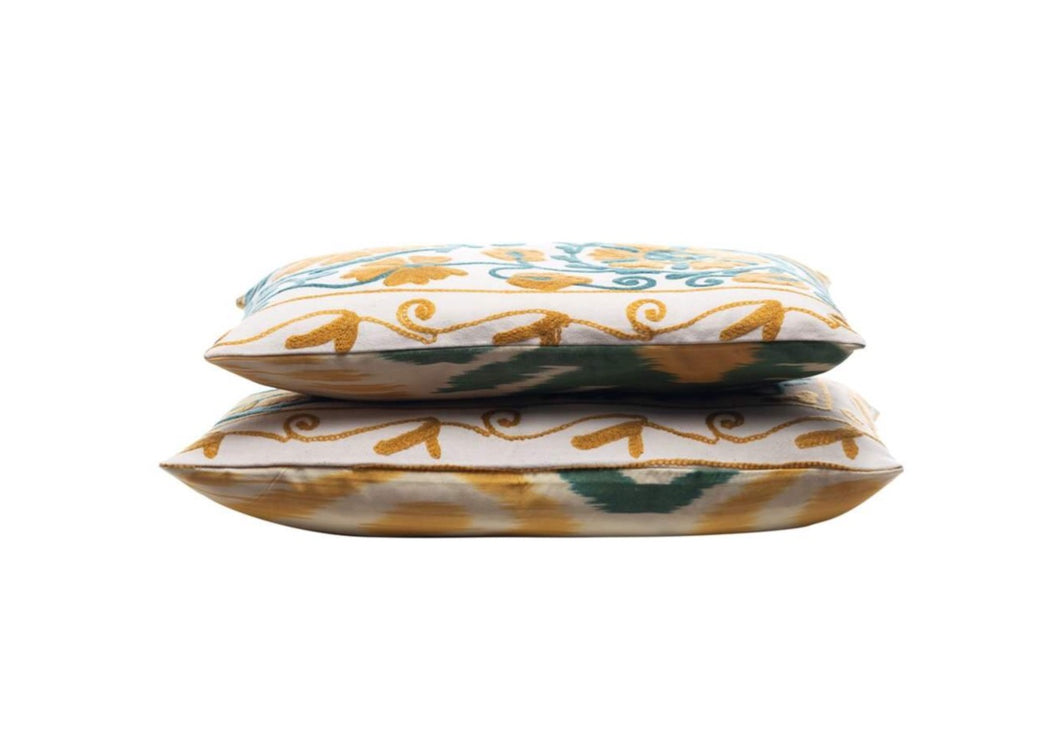 double sided cushions