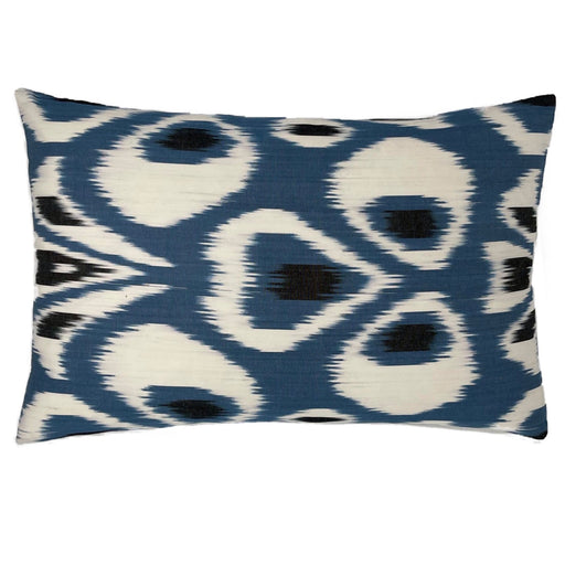 Ikat / Ikat double sided cushion cover limited edition Heritage Collection