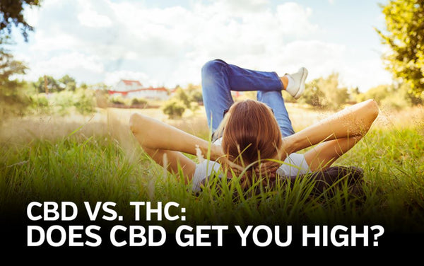 CBD vs. THC: Will CBD Get You High?