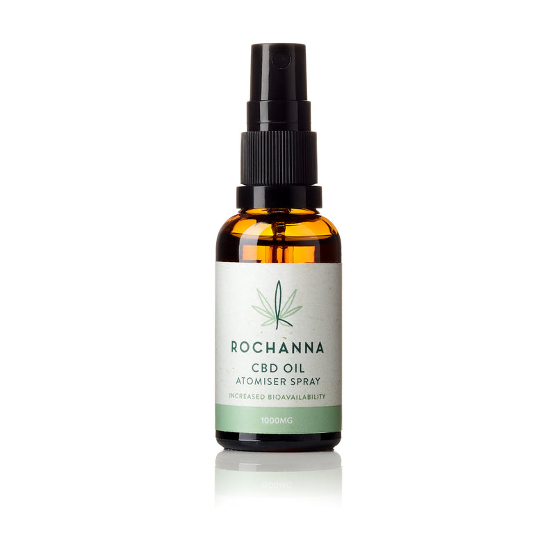 Rochanna | CBD Oil Atomiser Spray