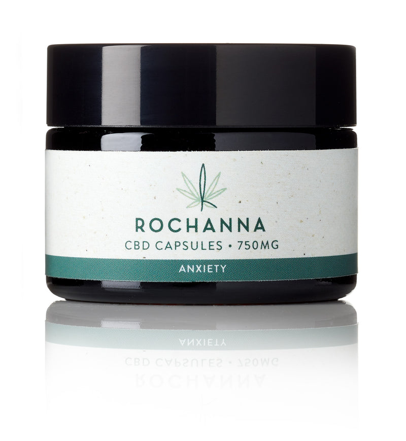 "Rochanna | ""Anxiety"" CBD Capsules"