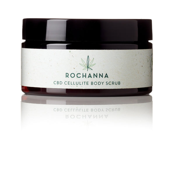 HempHash UK | Rochanna CBD Cellulite Body Scrub