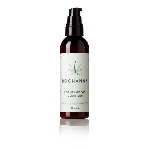 HempHash UK | Rochanna CBD Coenzyme Q10 Cleanser