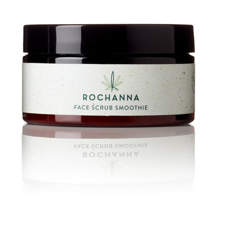 HempHash UK | Rochanna CBD Face Scrub Smoothie