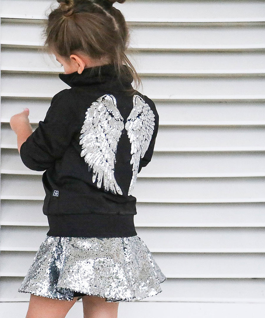 Angel Full Zip Up