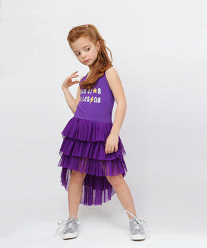 Rock Star Ballerina Tutu Dress