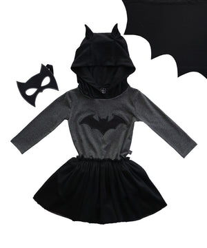 Batgirl Tutu Dress