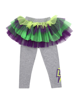 Colour Your Style Tutu Leggings