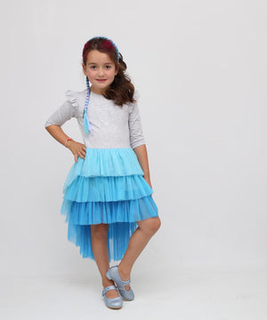 Don't Call Me Elsa! Tutu Dress