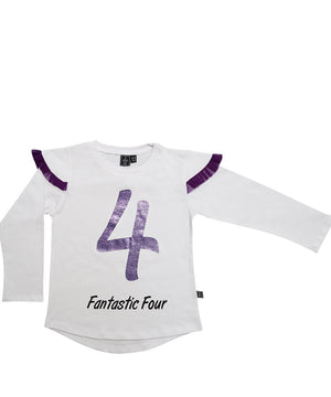 Fantastic Four / Purple Passion