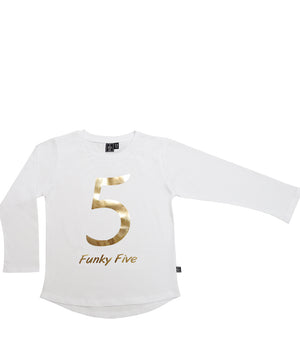 Funky Five / Glossy Gold