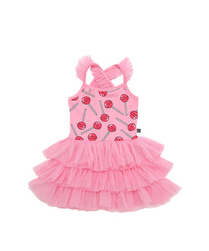Lollipops Tutu Dress