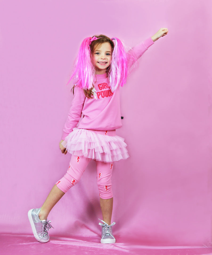 Pinky Girl Power Sweatshirt