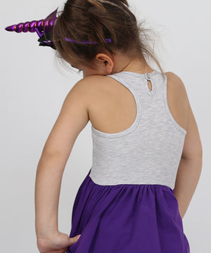 Punk Racerback Dress