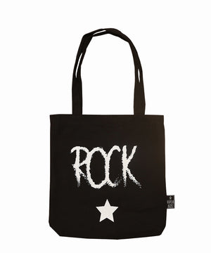 Rock Star Canvas Bag
