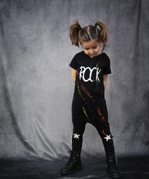 Rock Star Romper