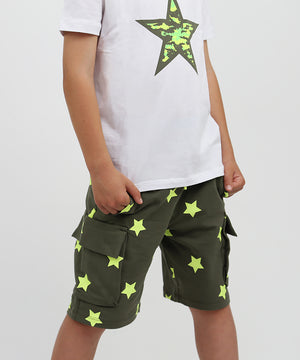 Starlight Cargo Shorts