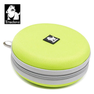 Foldable Pet Travel Bowl Collapsible 2 bowls for Water + Food Feeding