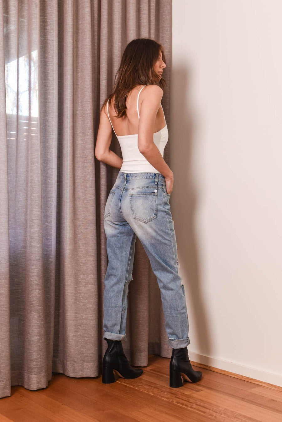 Bae Jeans Bottoms The Lust Label