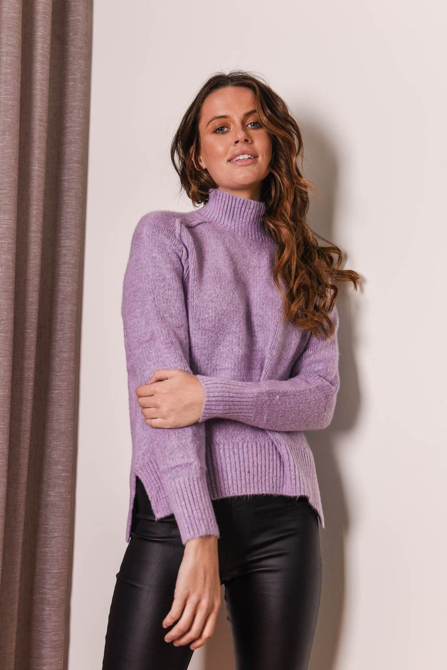 Camille Jumper knit The Lust Label
