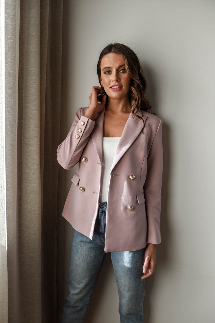 Kendra Blazer - Musk blazer The Lust Label