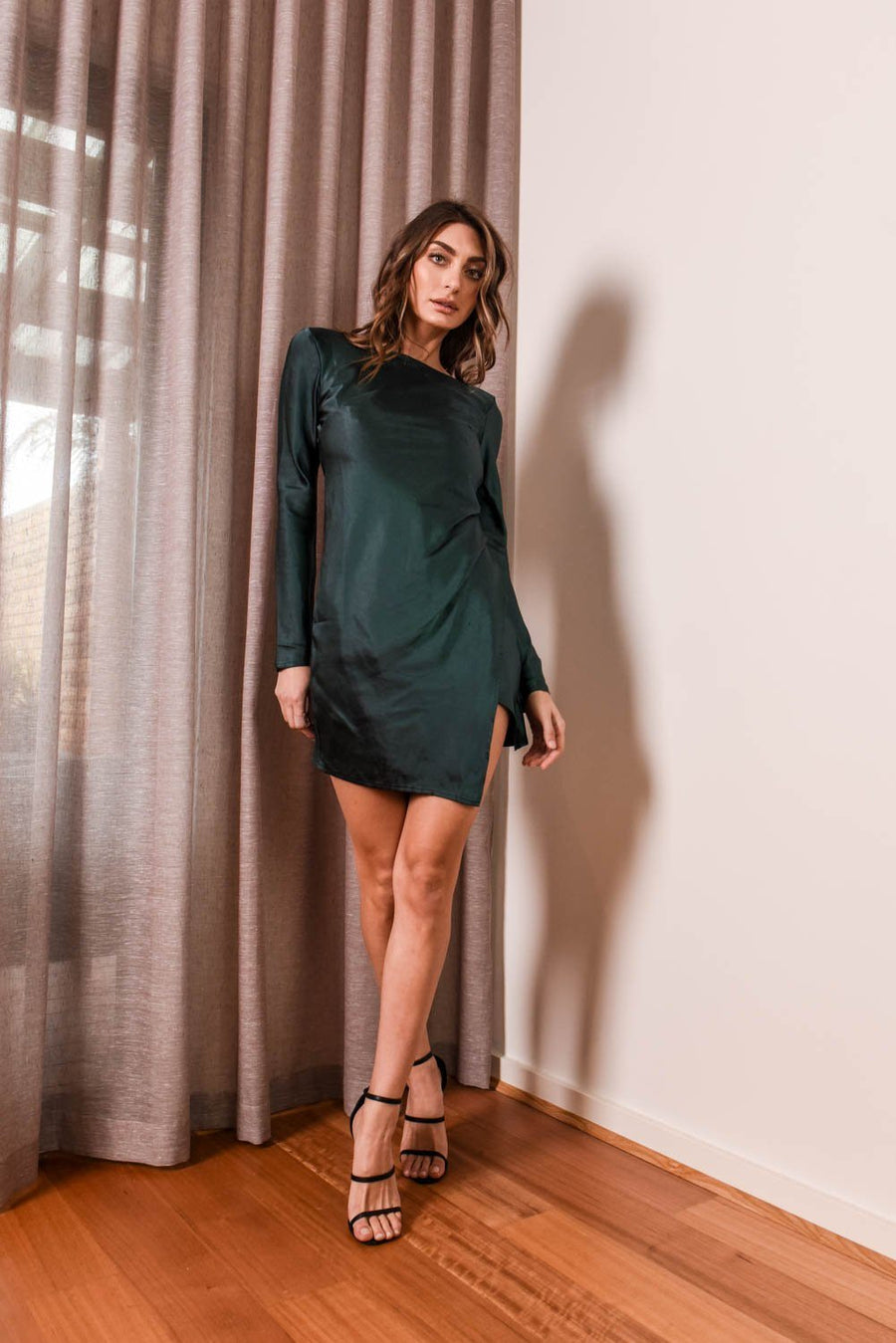 Lani Dress Dresses The Lust Label