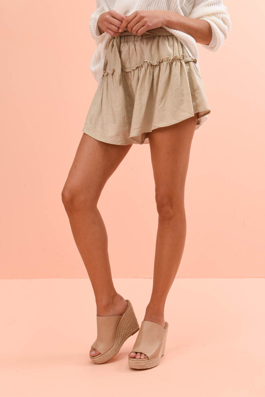 Mischievous Shorts Bottoms The Lust Label