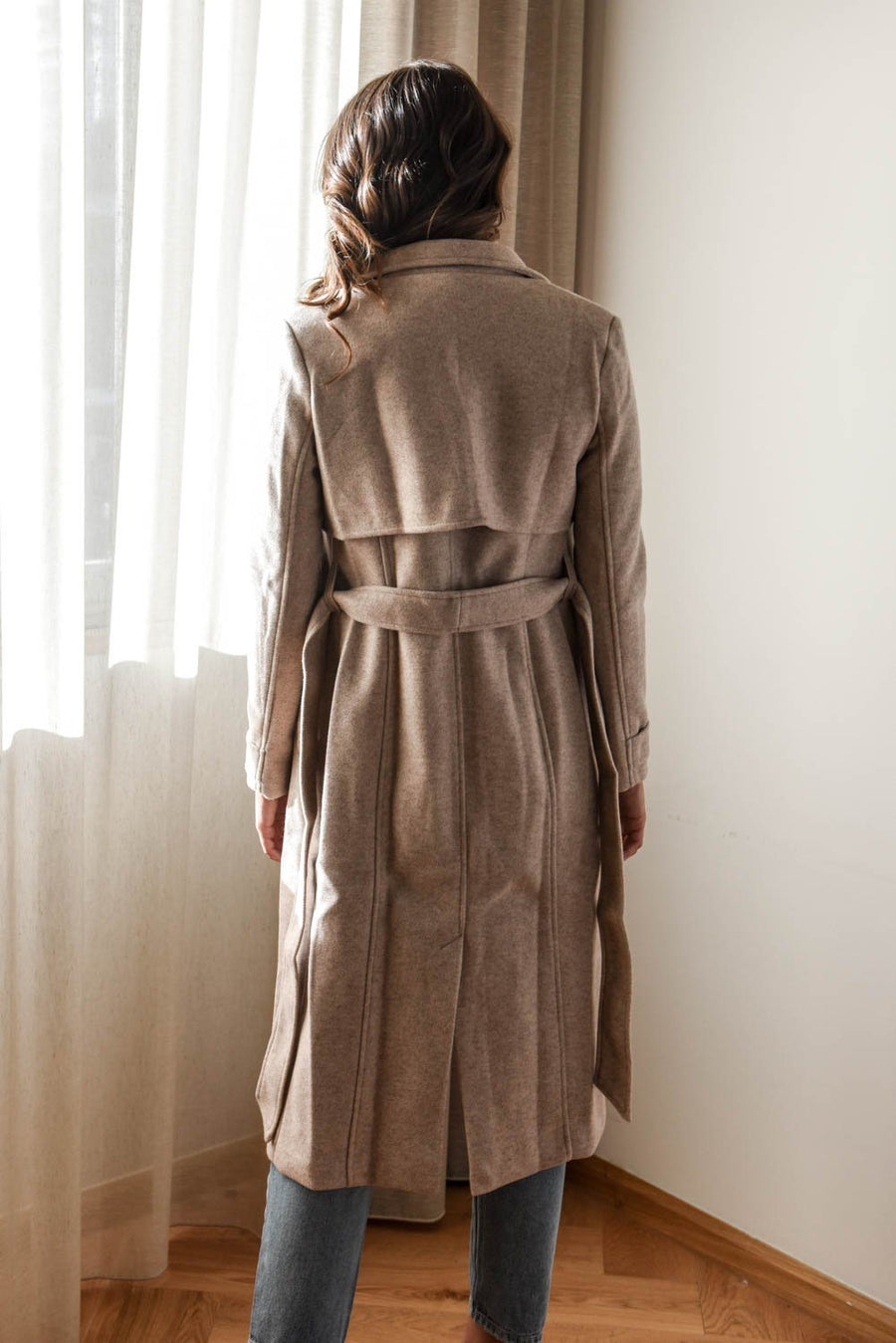 South Coat coat The Lust Label