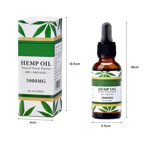 Organic Hemp Seed Essential Oil  A Natural Anti Inflammatory
