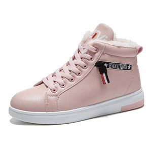 Women's Mid Fashion Sneakers