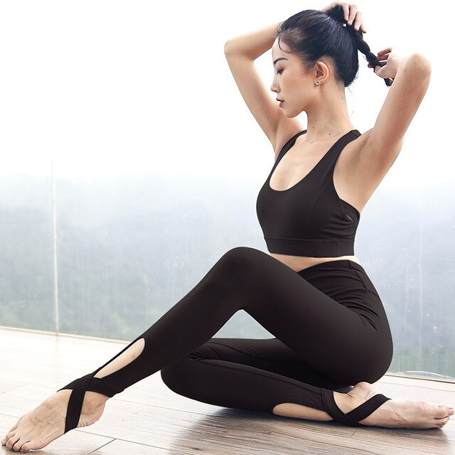 Women's Quick Dry Yoga Set