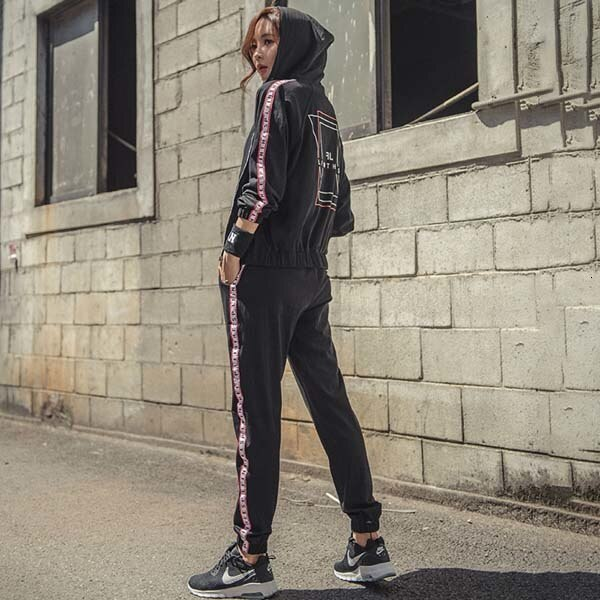 Ladies Tracksuit Active Wear
