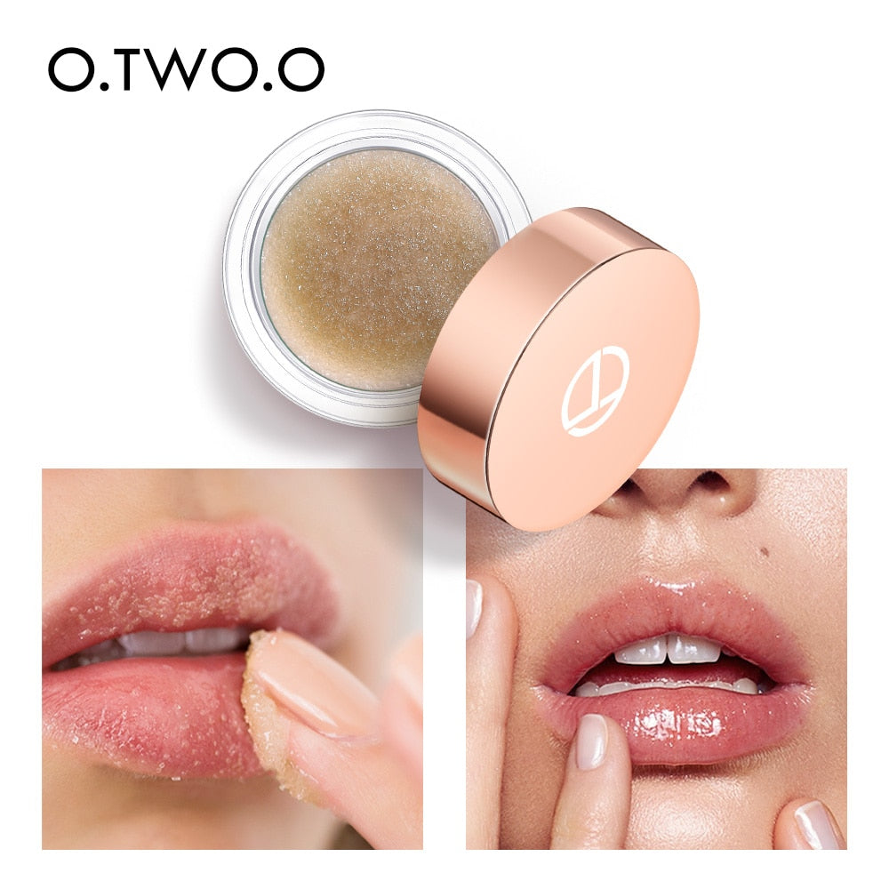 O.TWO.O Exfoliating  Lip Balm Scrub