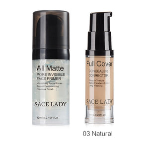 SACE LADY Full Cover Concealer Liquid Cream