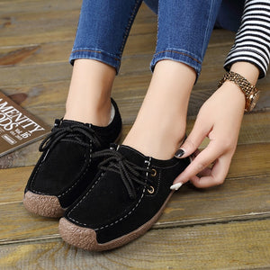 Lace-up Women's Loafers