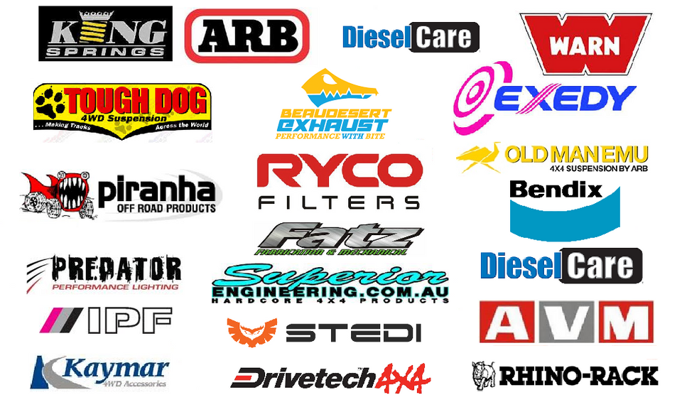 4WD MECHANIC GOLD COAST 4WD PARTS AND ACCESSORIES LOG BOOK