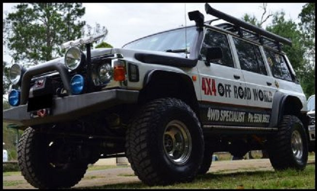 4wd accessories and equipment gold coast
