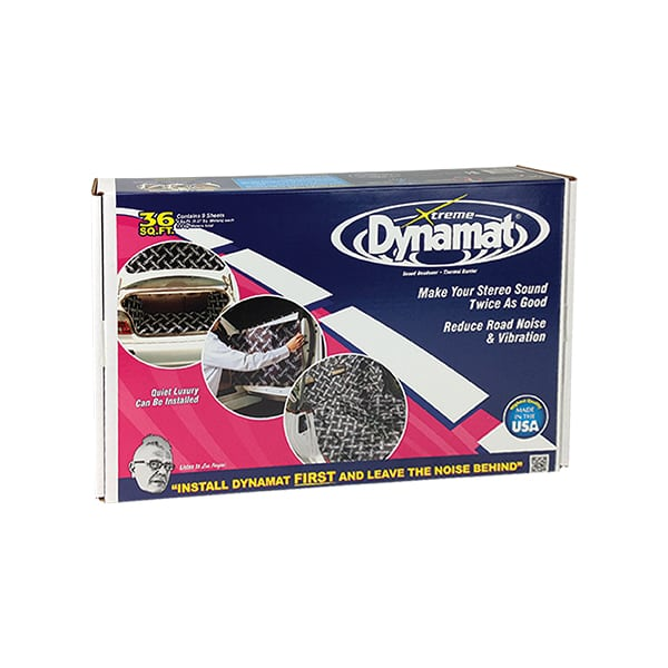 DYNAMAT XTREME BULK PACK (10455) - High Performance Insulation