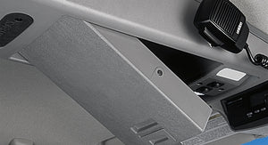 4WD INTERIORS ROOF CONSOLE - FORD RANGER MK2 EXTRA CAB 2015 ONWARDS (RCPXMK2EC)