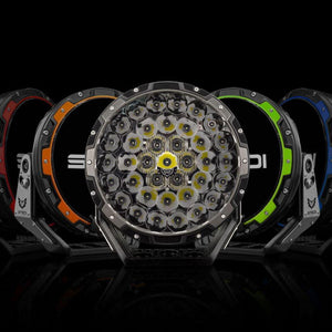 "STEDI TYPE-X SPORT 8.5"" LED SPOT LIGHTS (LEDTYPE-X-SRT)"
