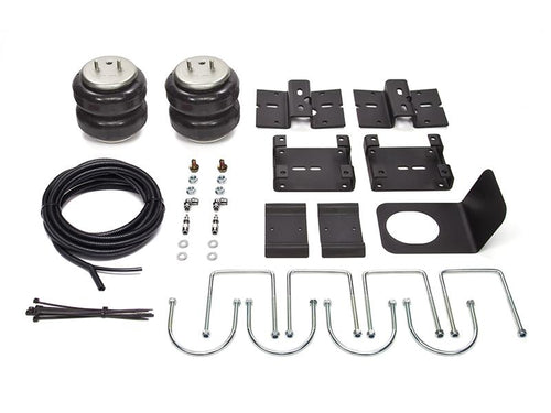 AIRBAG MAN AIR SUSPENSION HELPER KIT FOR LEAF SPRINGS SUIT MAZDA BT-50 B32 3.2L 4X2, 4X4 2011-2019 (RR4634)