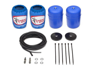 AIRBAG MAN AIR SUSPENSION HIGH PRESSURE HELPER KIT FOR COIL SPRINGS TO SUIT NISSAN PATHFINDER R50 95-05 (CR5003HP)