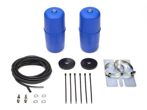 AIRBAG MAN AIR SUSPENSION HELPER KIT FOR COIL SPRINGS TO SUIT NISSAN PATHFINDER WD21 86-05 (CR5022)