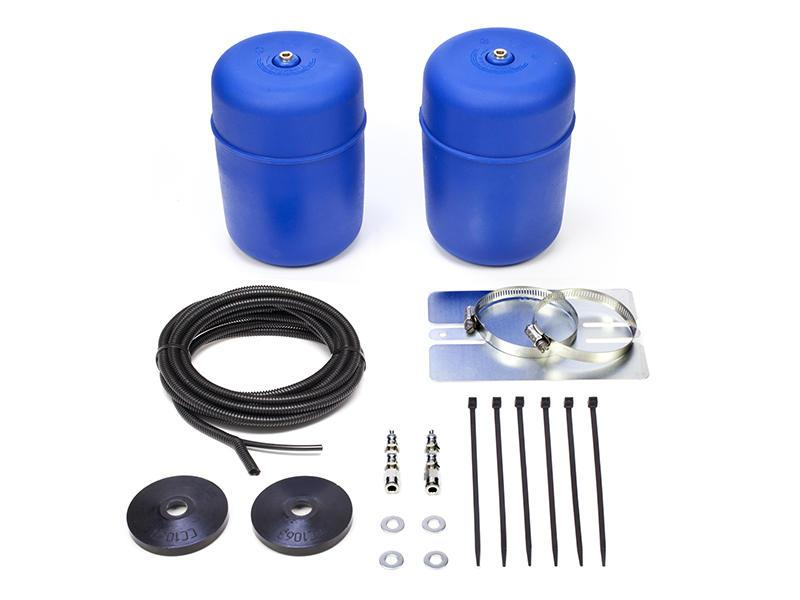 AIR SUSPENSION HELPER KIT FOR COIL SPRINGS TO SUIT MITSUBISHI PAJERO NF, NG Coil Rear 88-92 (CR5031)