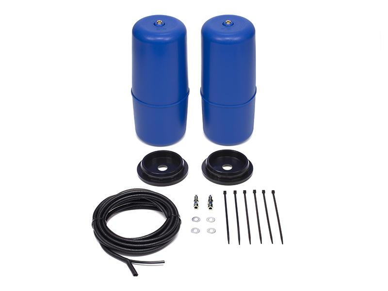 AIRBAG MAN AIR SUSPENSION HELPER KIT FOR COIL SPRINGS TO SUIT NISSAN PATROL GQ - Y60 Ute & Cab Chassis 88-99 RAISED 50mm (CR5042)