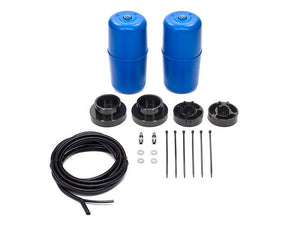 AIRBAG MAN AIR SUSPENSION HELPER KIT FOR COIL SPRINGS TO SUIT NISSAN PATROL Y62 Apr.10-18 (CR5119)