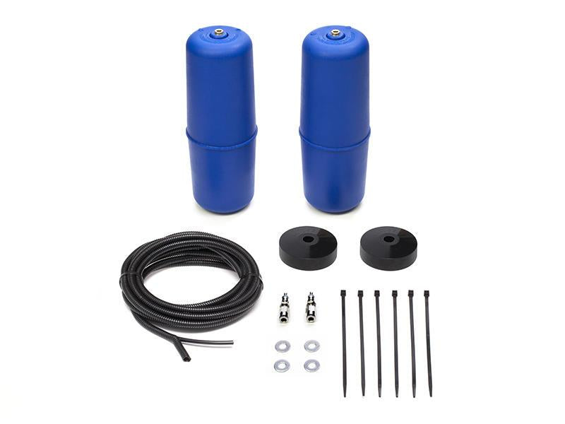 AIRBAG MAN AIR SUSPENSION HELPER KIT FOR COIL SPRINGS TO SUIT ISUZU MU-X 4x2 & 4x4 13-18 RAISED 50mm (CR5133)